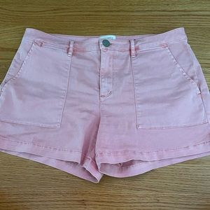 Anthropologie Sanctuary shorts